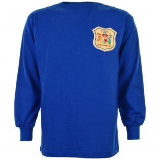 Cardiff 1927 FA Cup Final Retro Football Shirt