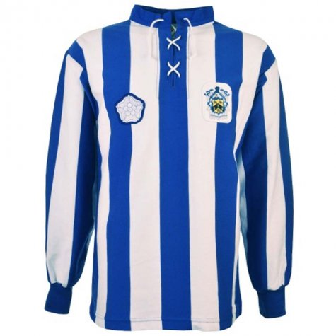 Huddersfield 1922 FA Cup Final Retro Football Shirt