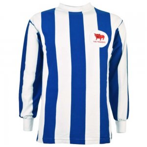 Huddersfield 1960s Retro Football Shirt