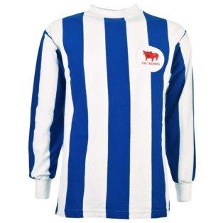 Huddersfield 1960s Retro Football Shirt
