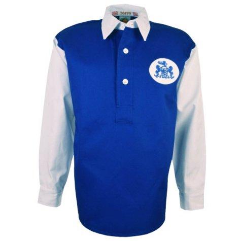 Ipswich 1930s-1950s Retro Football Shirt