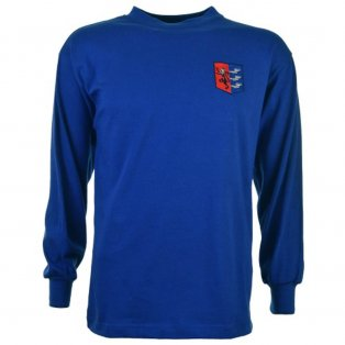 Ipswich Town 1960s-1970s Retro Football Shirt