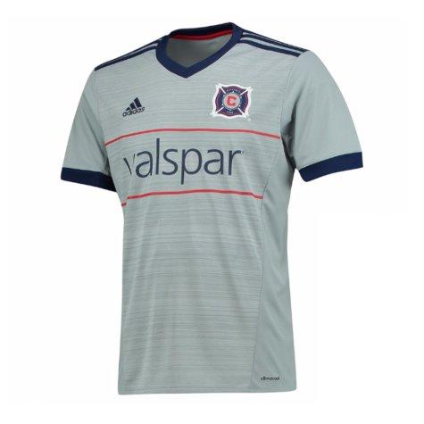 2017 Chicago Fire Adidas Away Football Shirt