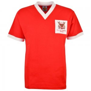 Nottingham Forest 1959 FA Cup Final Retro Football Shirt
