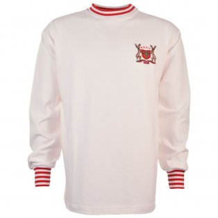 Nottingham Forest 1960s-1970s Away Retro Football Shirt