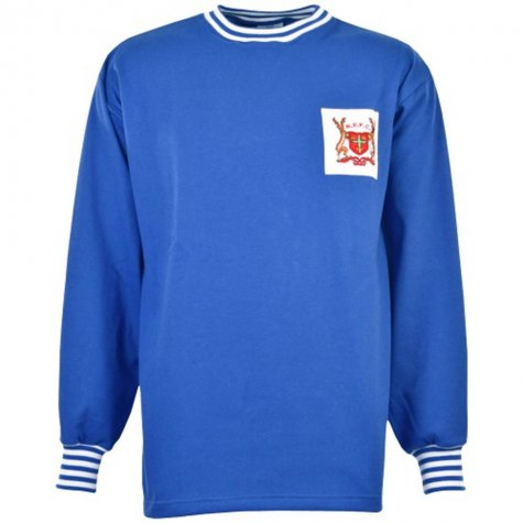 Nottingham Forest 1968 Away Retro Football Shirt