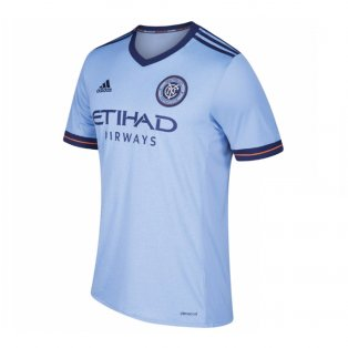 2018 New York City Adidas Home Football Shirt