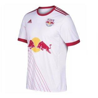 2018 New York Red Bulls Adidas Home Football Shirt