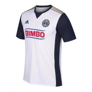 2017 Philadelphia Union Adidas Away Football Shirt