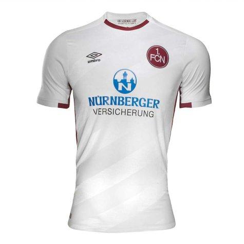 2016-17 Nurnberg Umbro Away Football Shirt