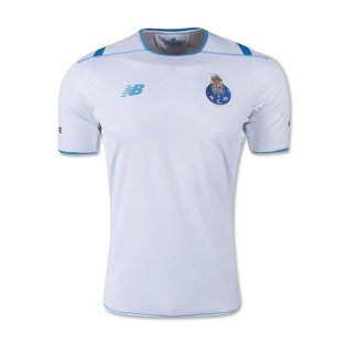 2015-16 FC Porto Third Football Shirt