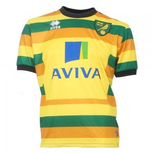 2015-2016 Norwich City Errea Third Football Shirt
