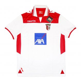 2012-2013 SC Braga Macron Third Football Shirt