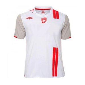 2011-12 Nancy Umbro Home Football Shirt