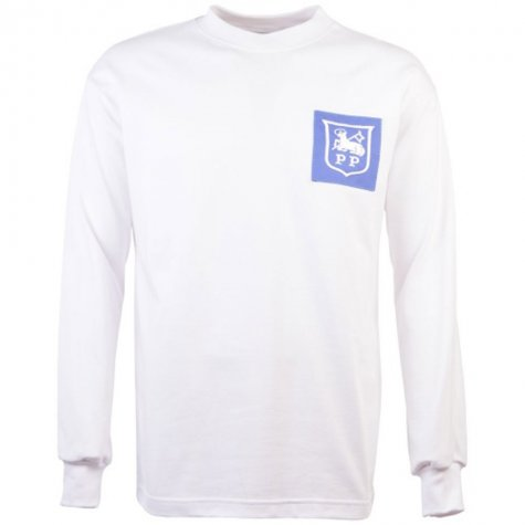 Preston North End 1970s Retro Football Shirt