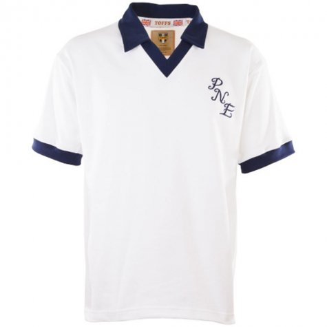 Preston North End 1975 - 1977 Retro Football Shirt
