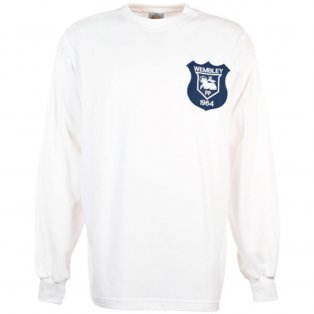 Preston North End 1964 FA Cup Final Retro Football Shirt
