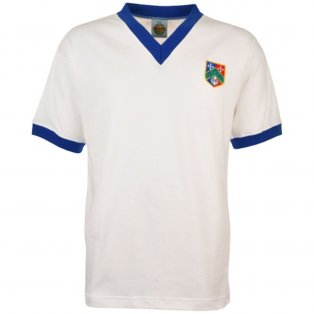 QPR 1950s Retro Football Shirt