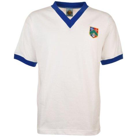 QPR 1950s Retro Football Shirt