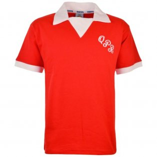 QPR 1970s Away Retro Football Shirt
