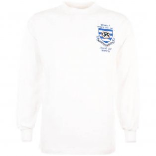 Queens Park Rangers Wembley 1967 League Cup Retro Football Shirt