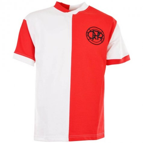 QPR 1970s Retro Football Shirt