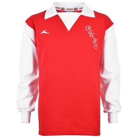 Rotherham United 1976-1977 Retro Football Shirt