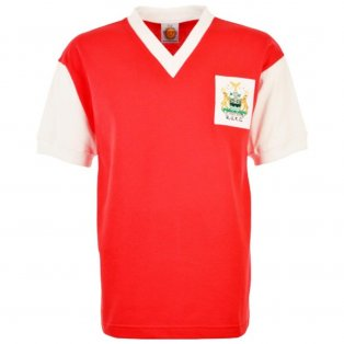 Rotherham United 1959-1960 Retro Football Shirt