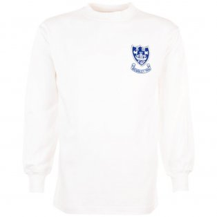 Sheffield Wed 66 F.A Cup Final Retro Football Shirt