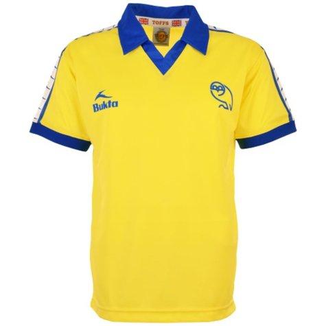 Sheffield Wednesday 1979-1982 Away Retro Football Shirt