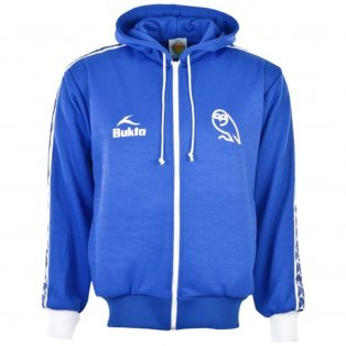 Sheffield Wednesday 1979-1981 Bukta Hooded Track Top