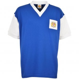 Wigan Athletic 1960s Retro Football Shirt