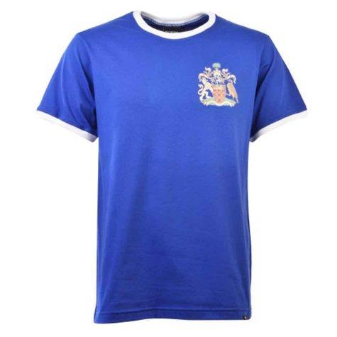 Wigan Athletic 12th Man - Royal/White T-Shirt