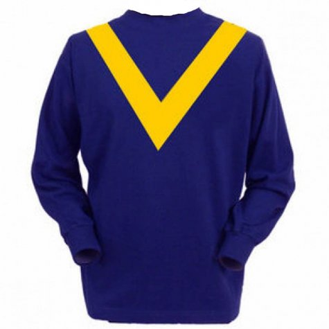 Leeds City 1914-15 Retro Football Shirt