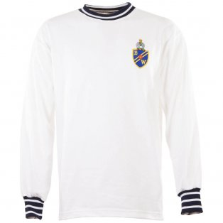 Bolton Wanderers 1964-1966 Retro Football Shirt