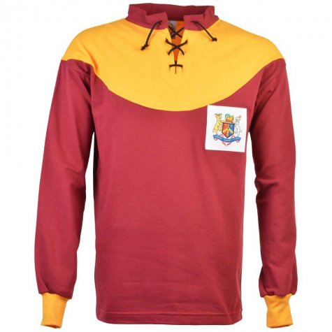 Bradford City 1909-1915 Retro Football Shirt