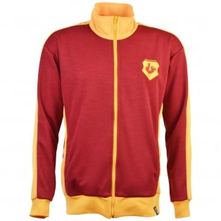 Bradford City Retro Track Top