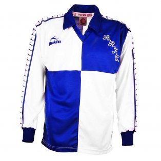 Bristol Rovers 1979-1980 Bukta Retro Football Shirt