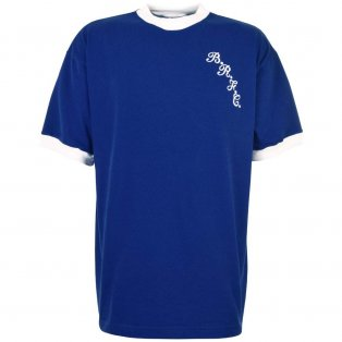 Bristol Rovers 1966-1972 Retro Football Shirt