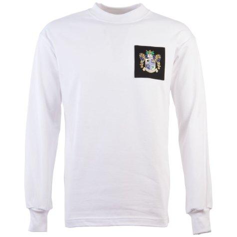 Bury 1960s Retro Football Shirt
