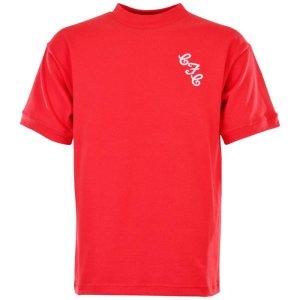 Charlton Athletic 1971-1972 Retro Football Shirt