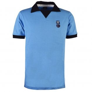 Coventry City 1970s Home Retro Football Shirt