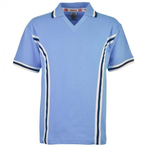 Coventry City 1975-1978 Retro Football Shirt