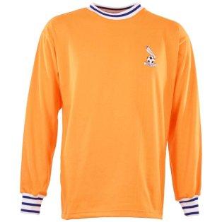 Oldham Athletic 1960s-1970s Retro Football Shirt