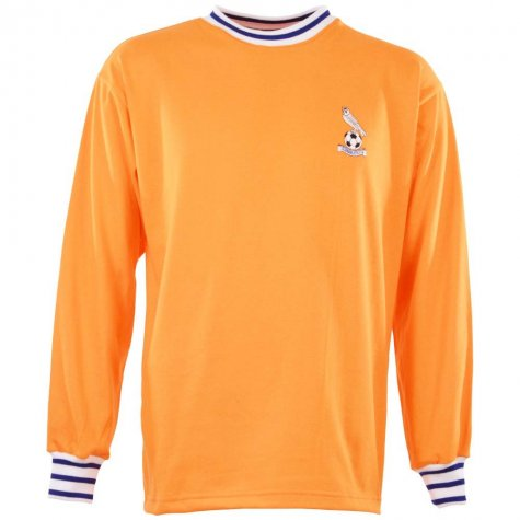 Oldham Athletic 1960s-1970s Retro Football Shirt