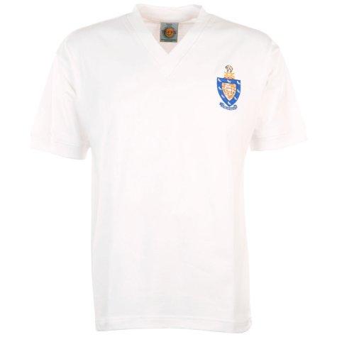 Rochdale 1962-1963 Retro Football Shirt