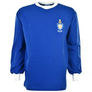Rochdale 1968-1970 Retro Football Shirt