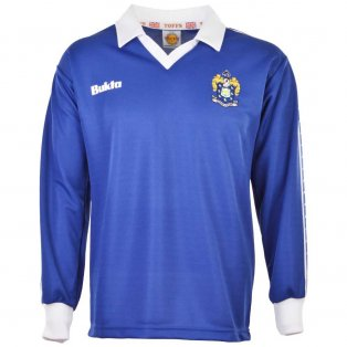 Rochdale 1978-1979 Bukta Home Retro Football Shirt