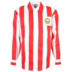 Sheffield United 1920s-1950s Retro Football Shirt