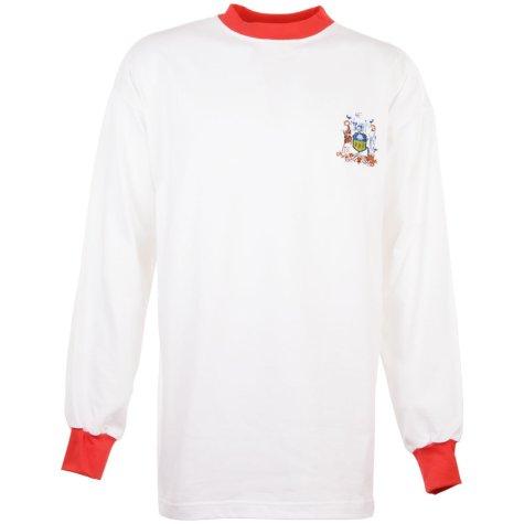 Sheffield Utd 1960-1970 Away Retro Football Shirt